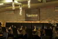 Ladenbau - Restaurant Vinorosso - Kunststeinpaneele Bari