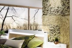 Moosbilder - Schlafzimmer - Curly - Islandmoos