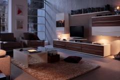 steinwand-beton-wohnzimmer